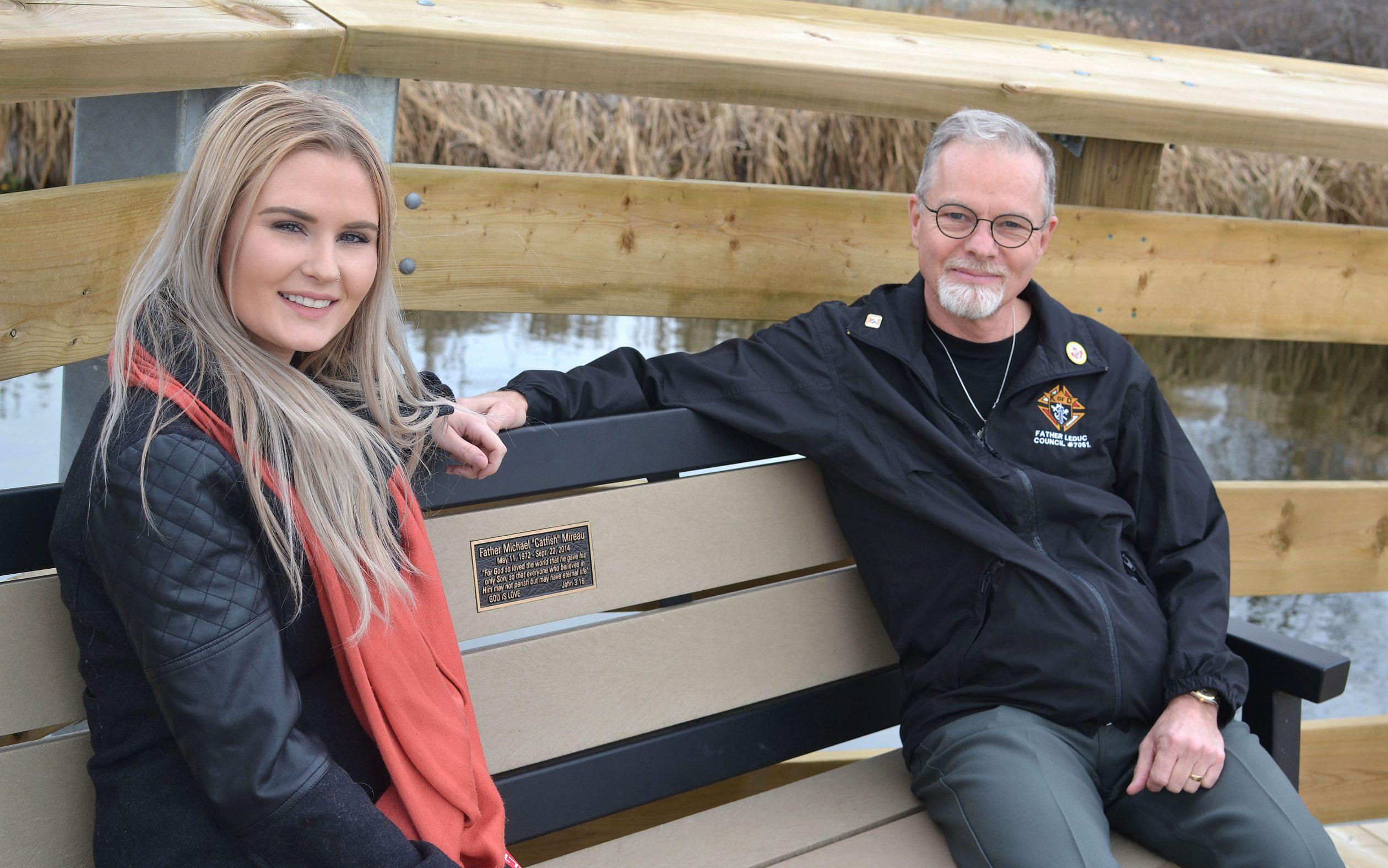 Father Catfish Commemorated Lakeside Grandin Media