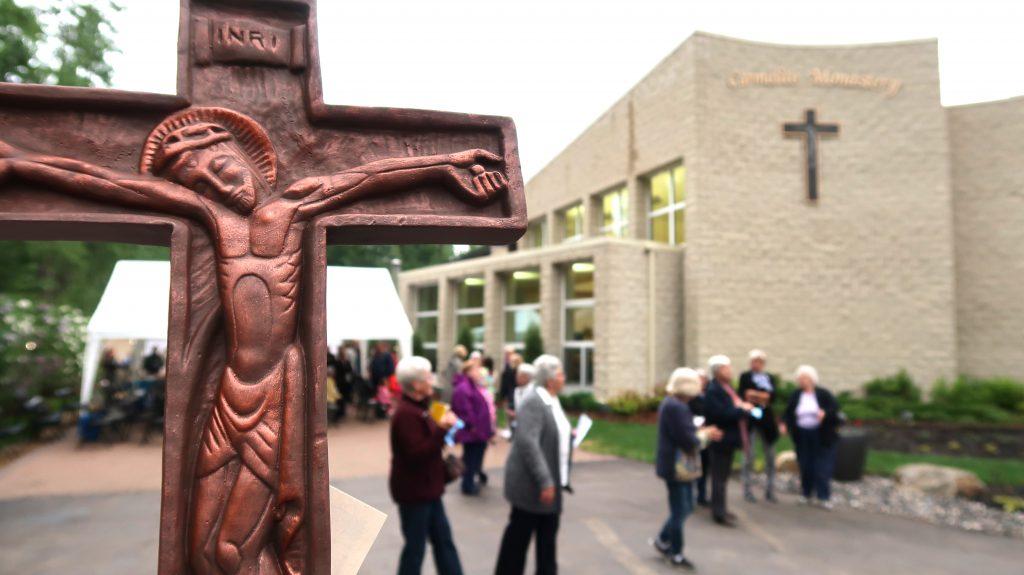 Carmelites desire to be love in the heart of the Church - Grandin Media