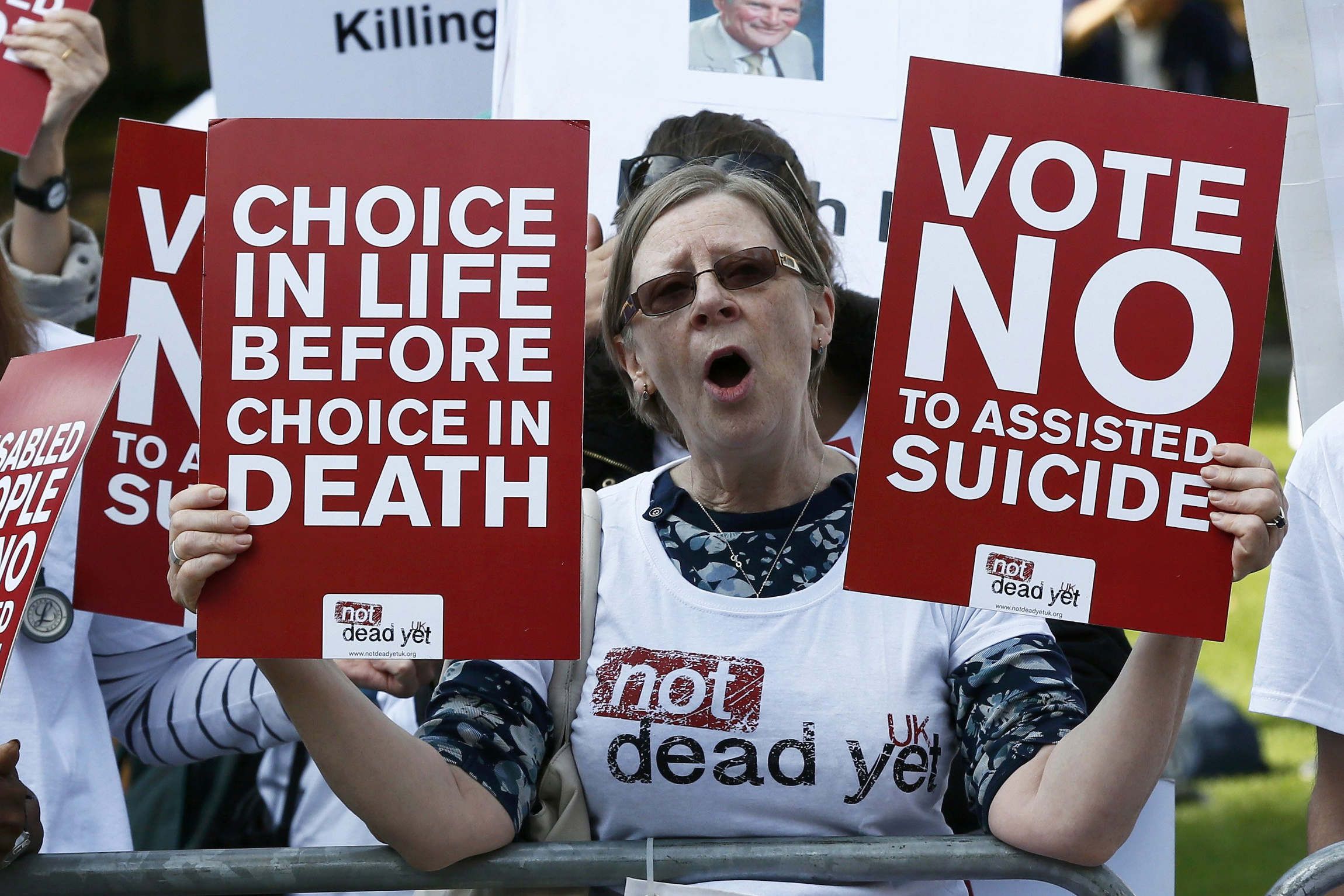 Royal College of Physicians drops opposition to assisted suicide