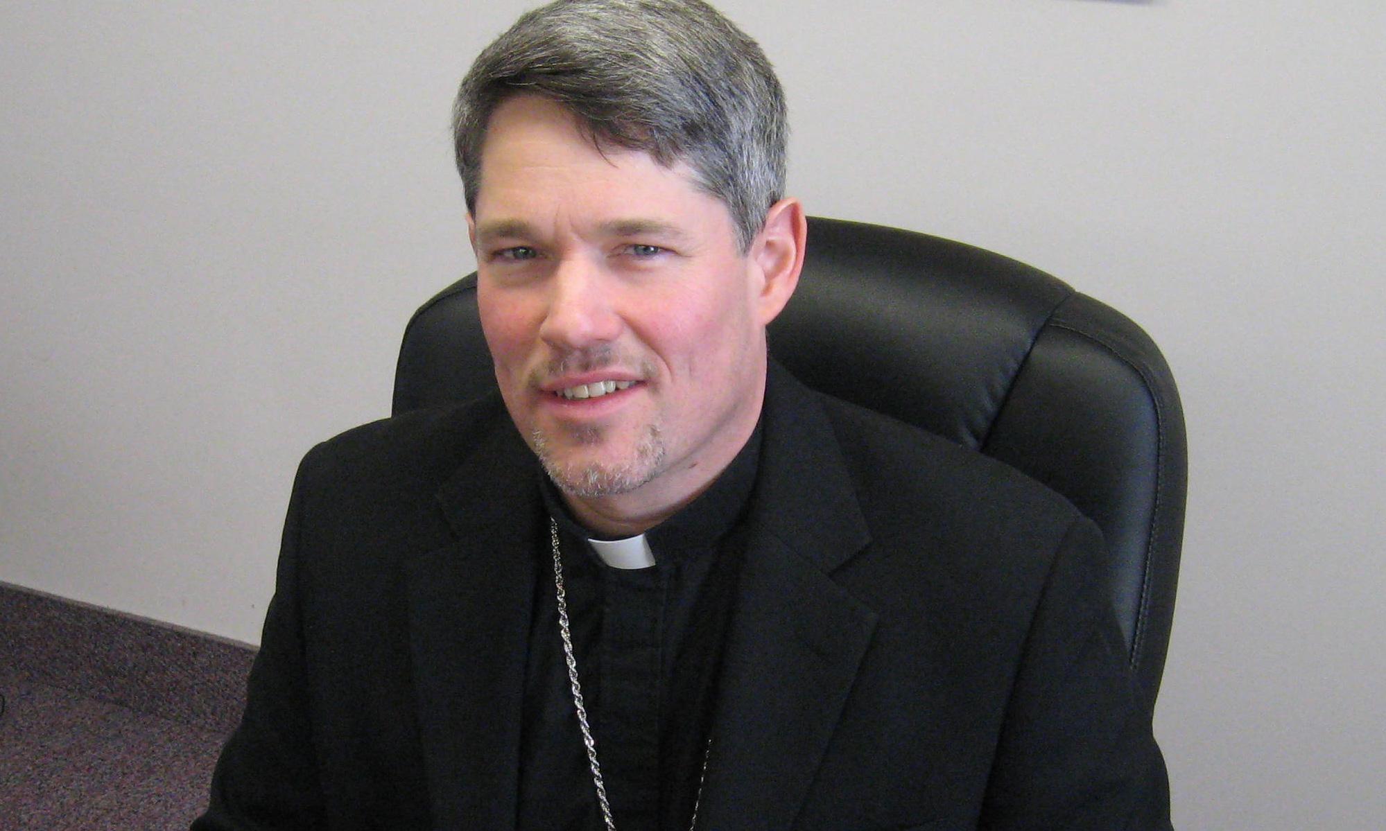 'The agenda is the needs of the people', says new Saint John bishop - Grandin Media