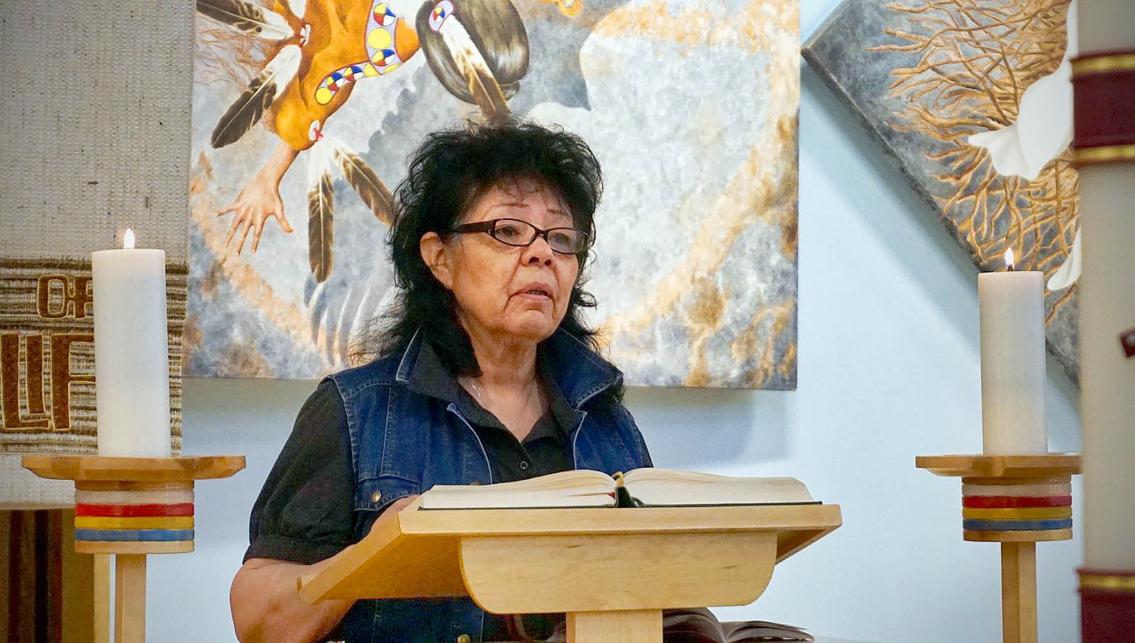 Indigenous Catholics long to return to church family and sacraments